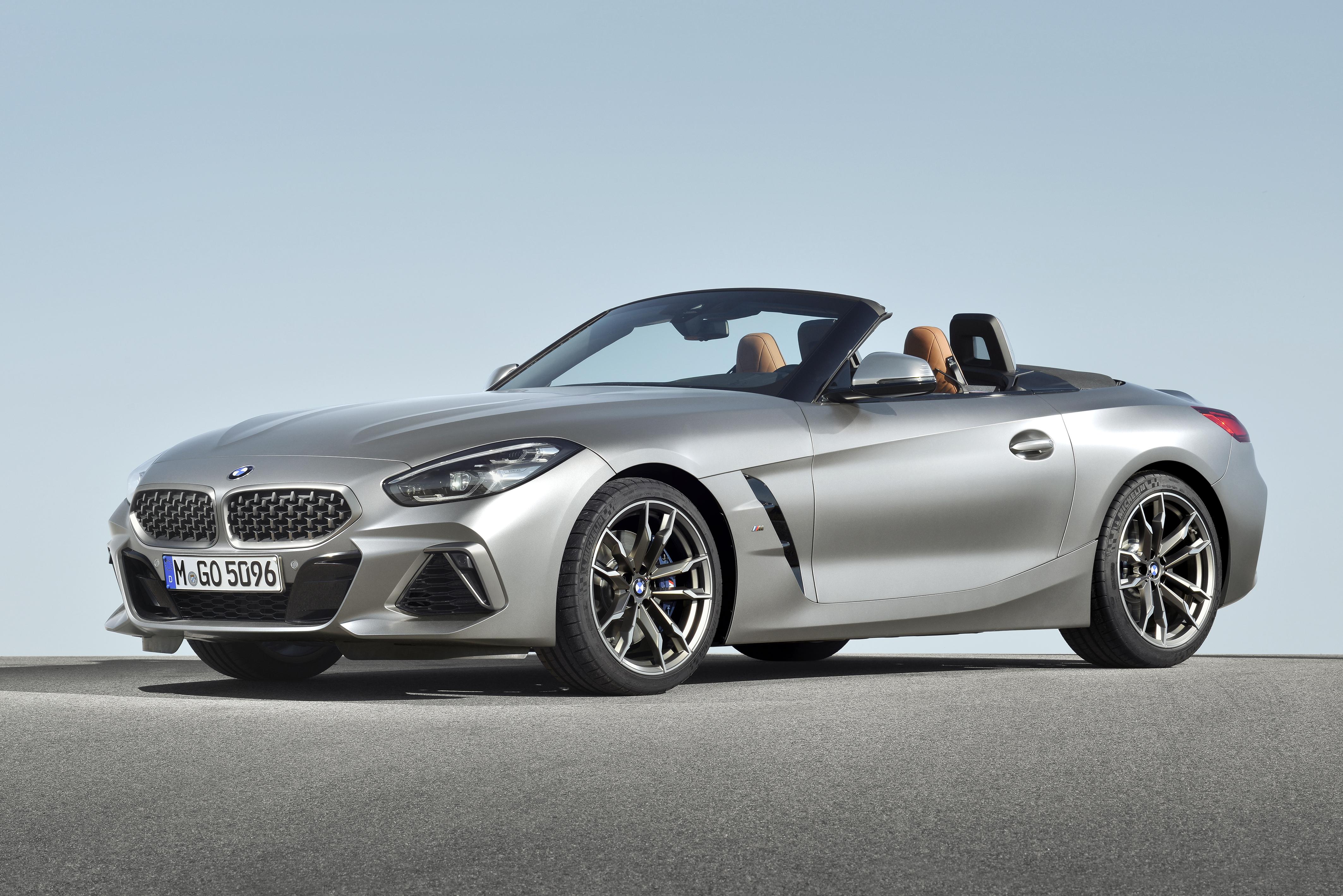 15 La nuova BMW Z4