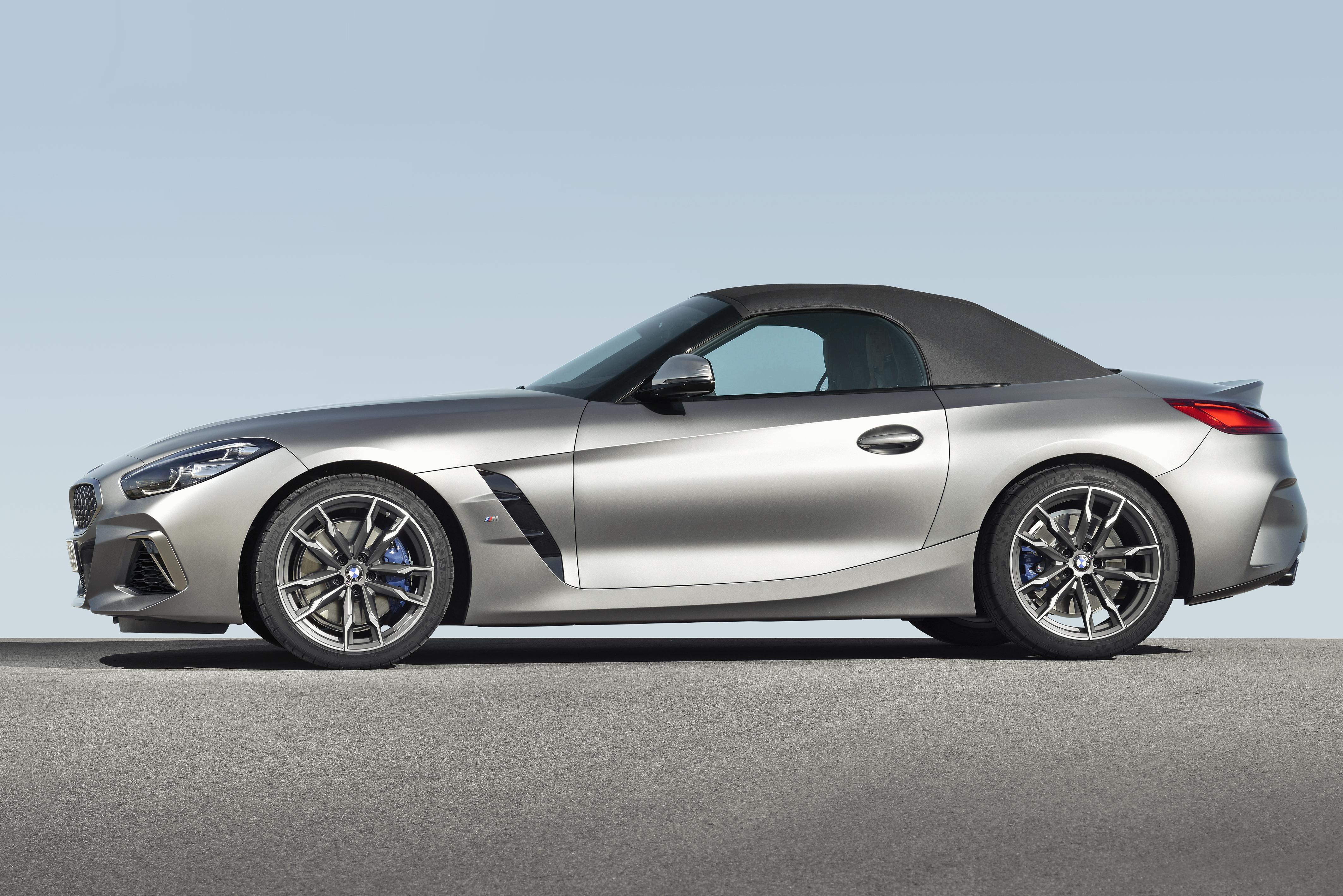 16 La nuova BMW Z4