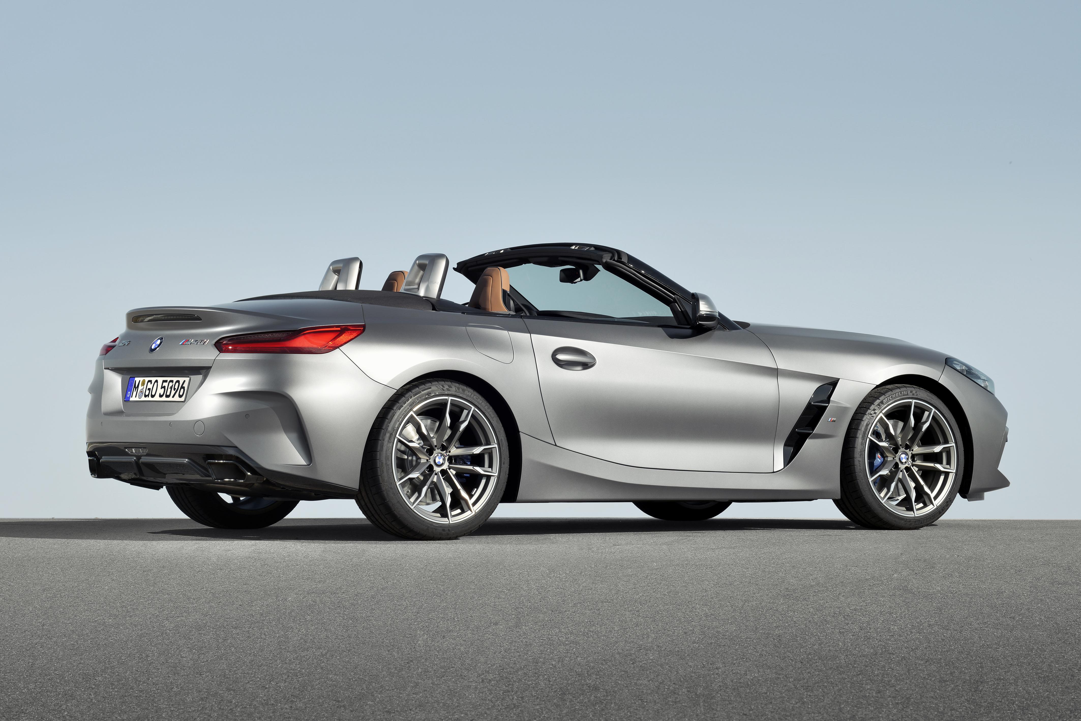21 La nuova BMW Z4