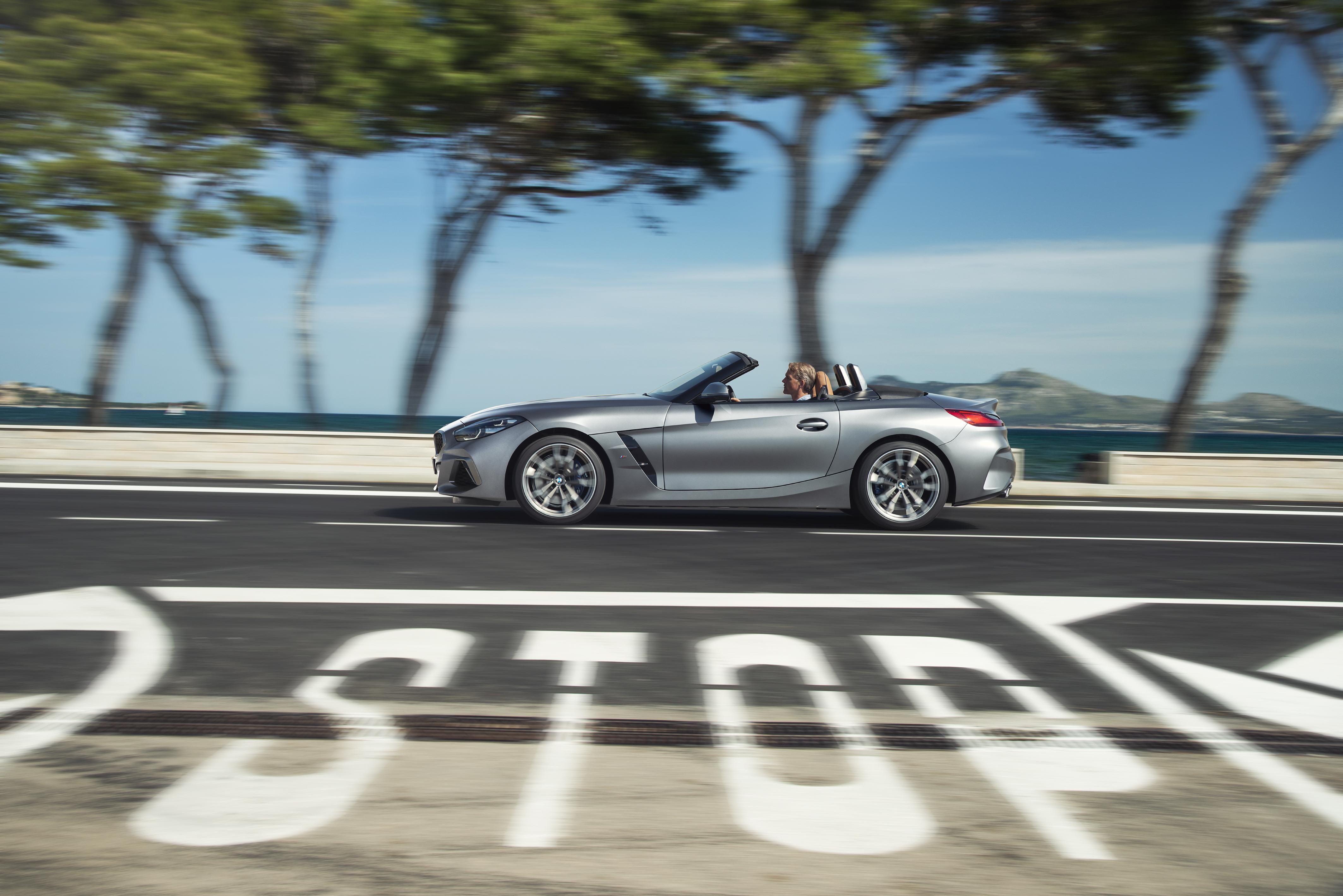 25 La nuova BMW Z4