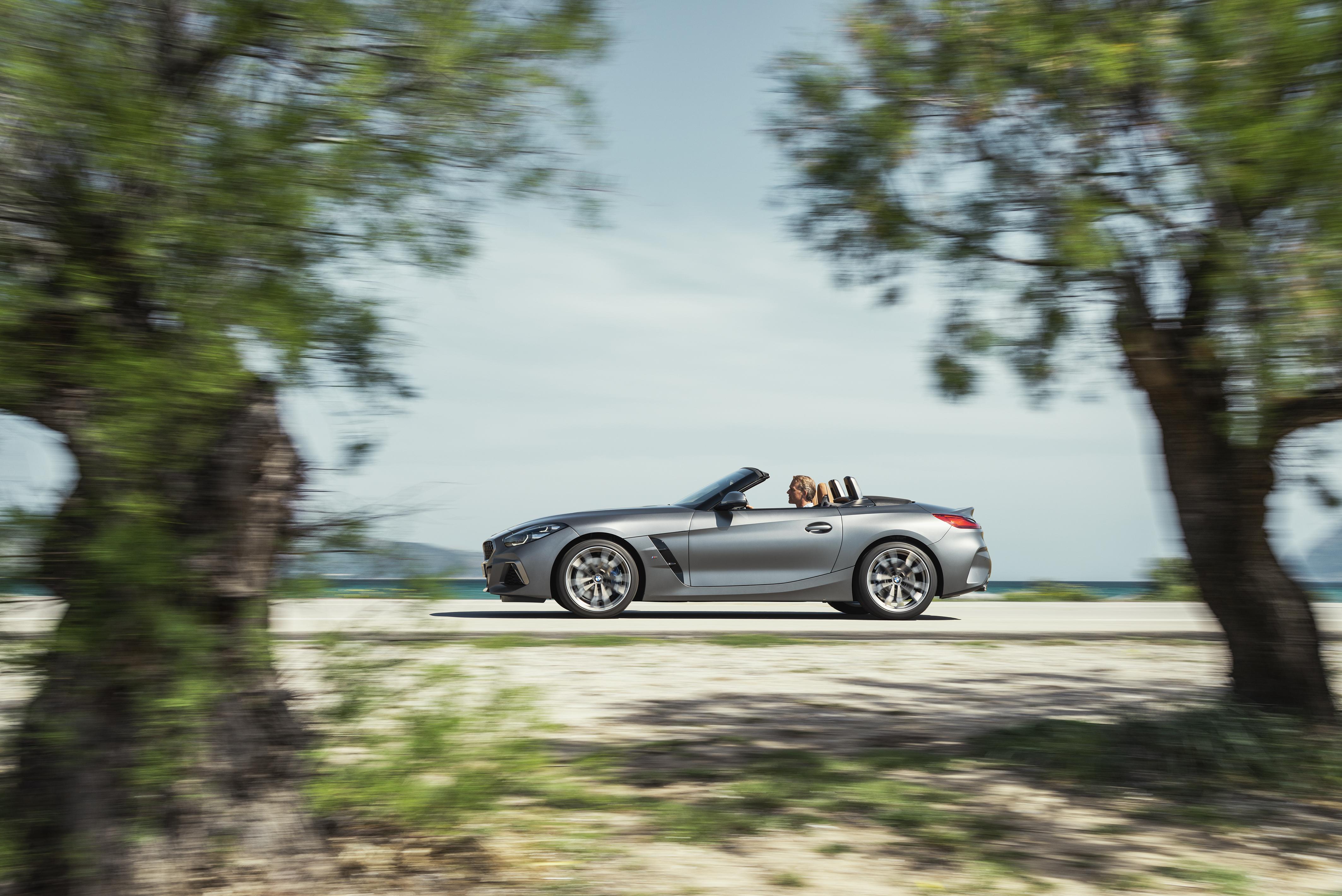 26 La nuova BMW Z4