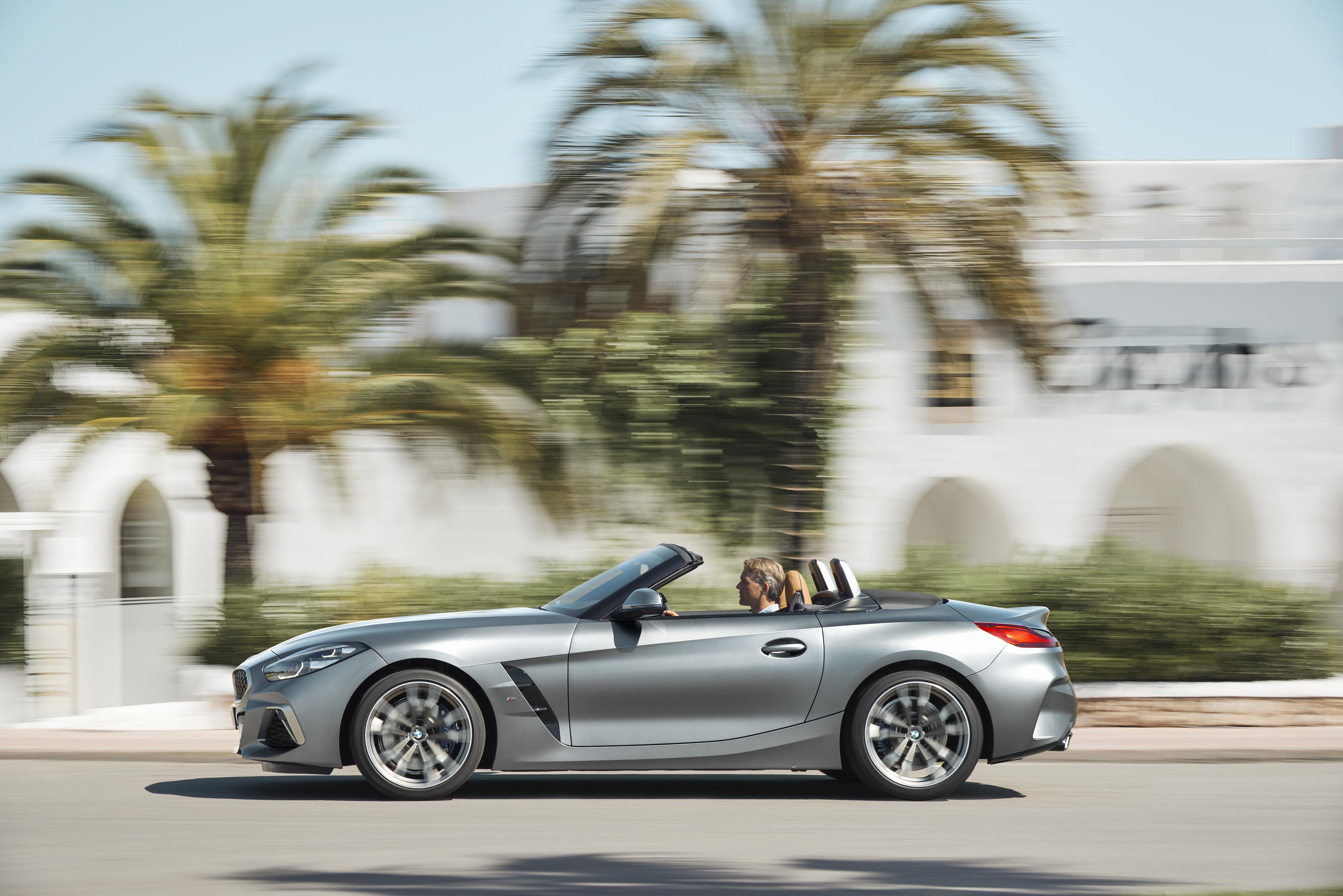 27 La nuova BMW Z4
