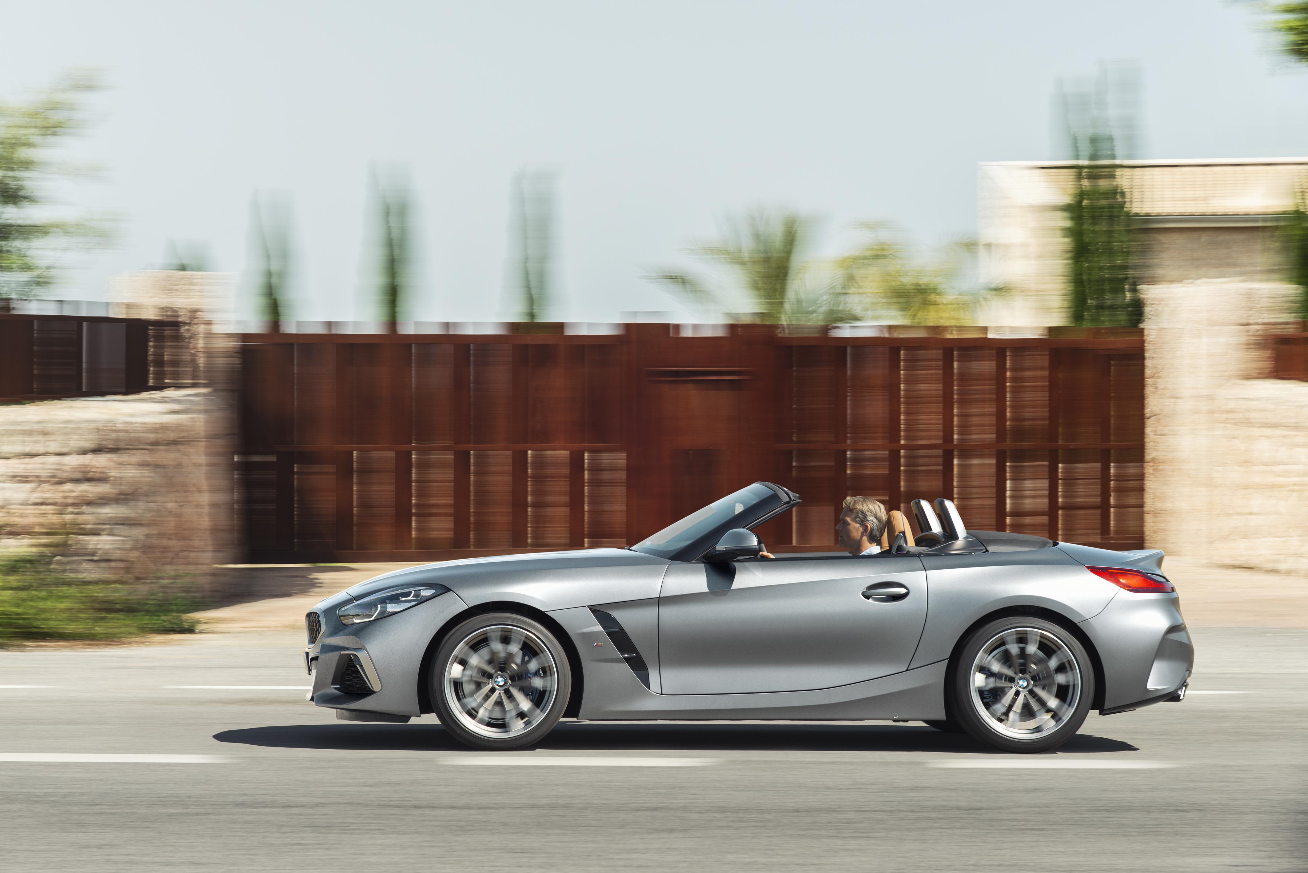 28 La nuova BMW Z4