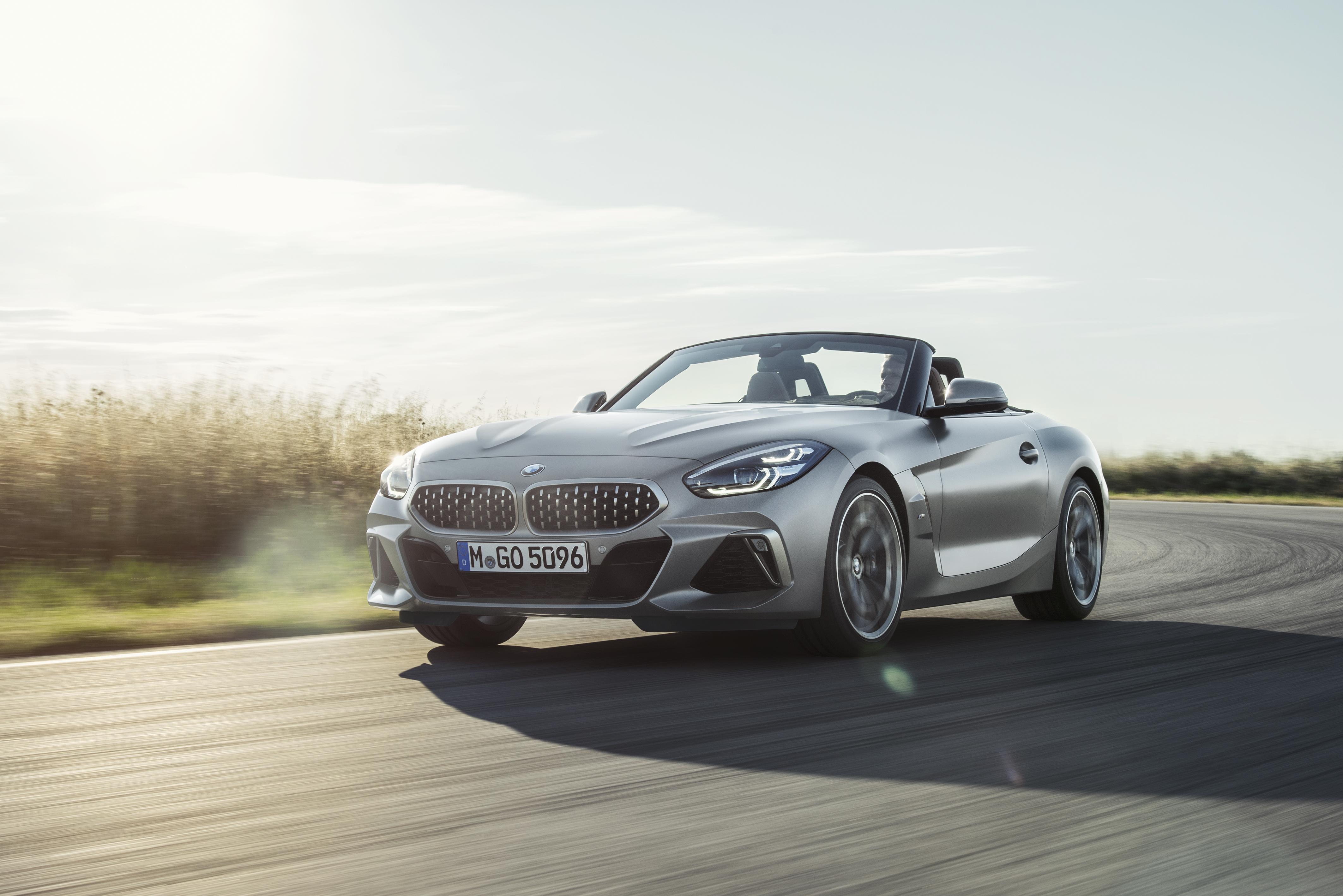 34 La nuova BMW Z4
