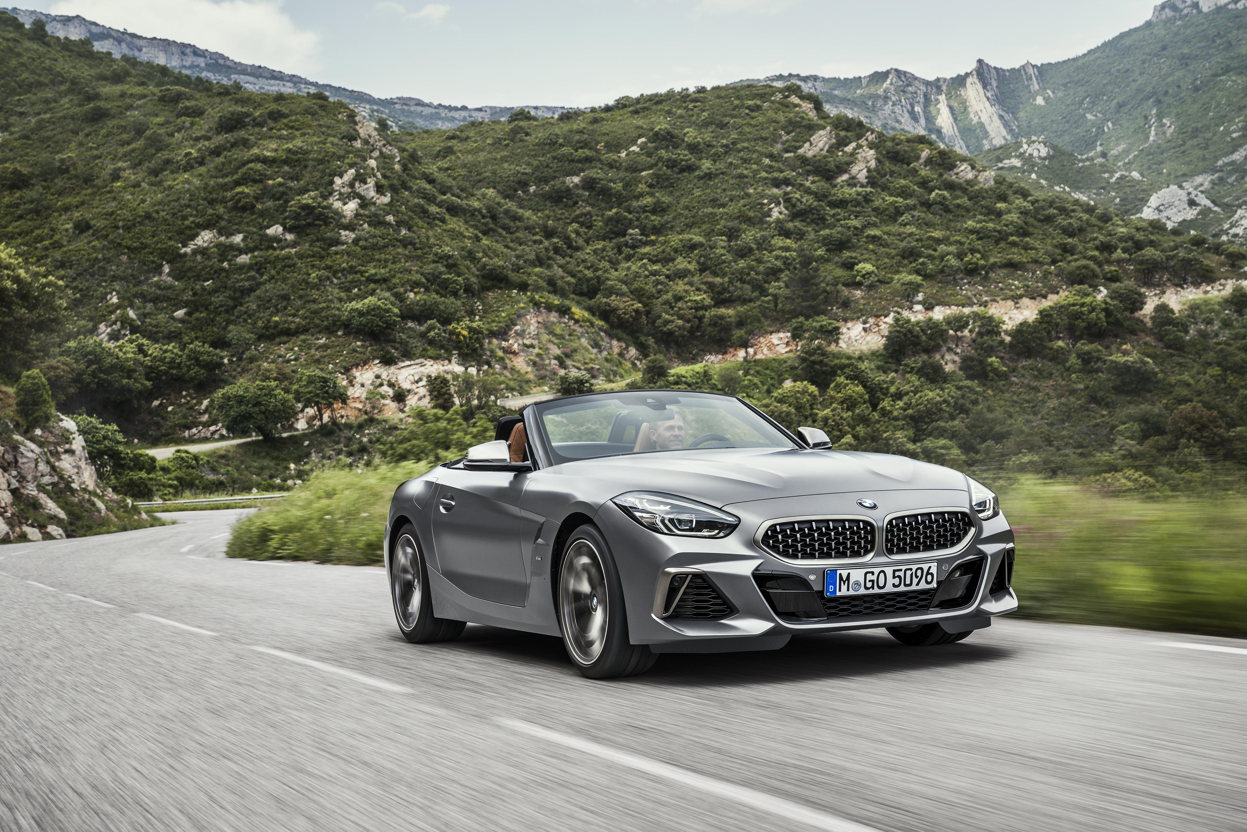 35 La nuova BMW Z4