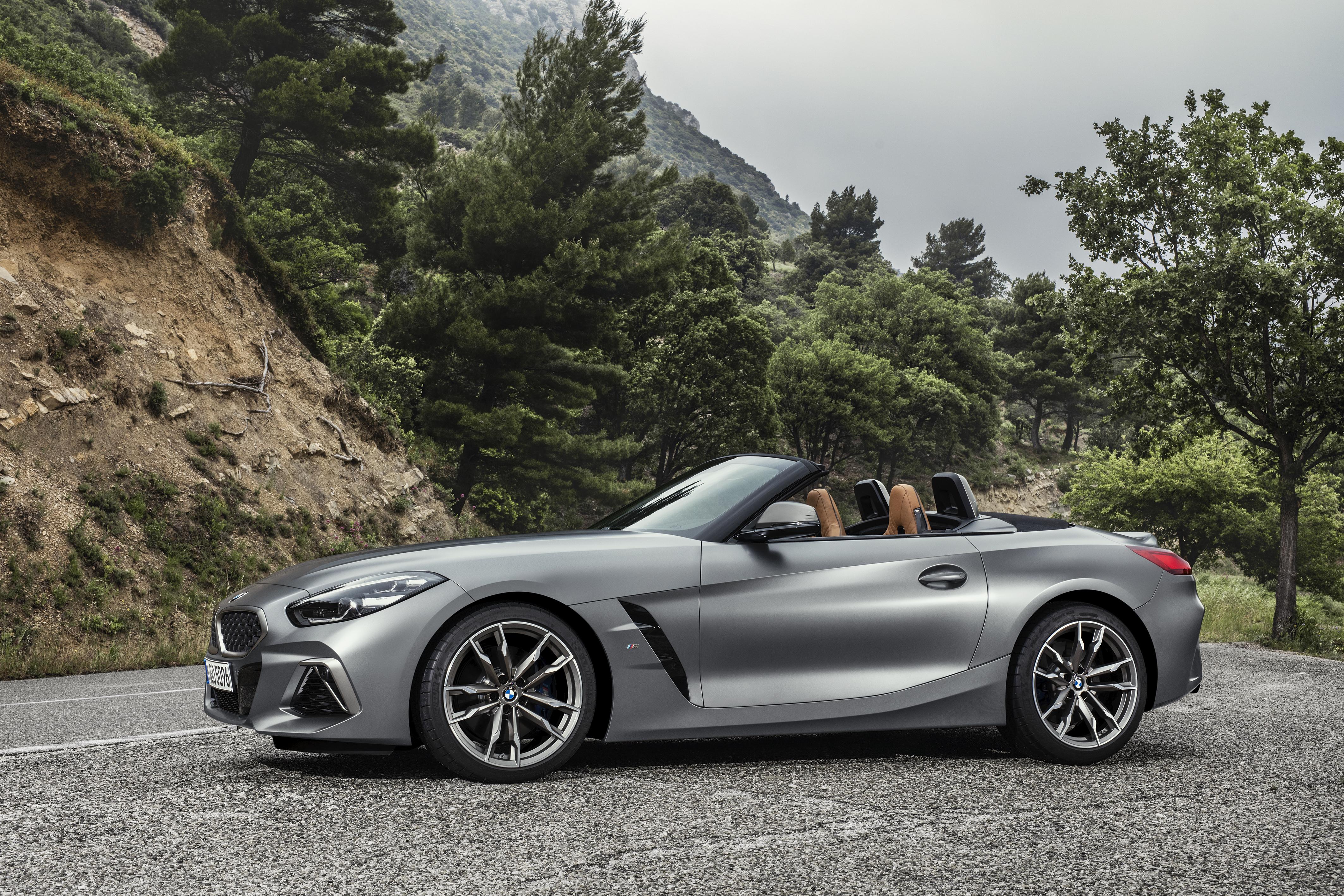 36 La nuova BMW Z4
