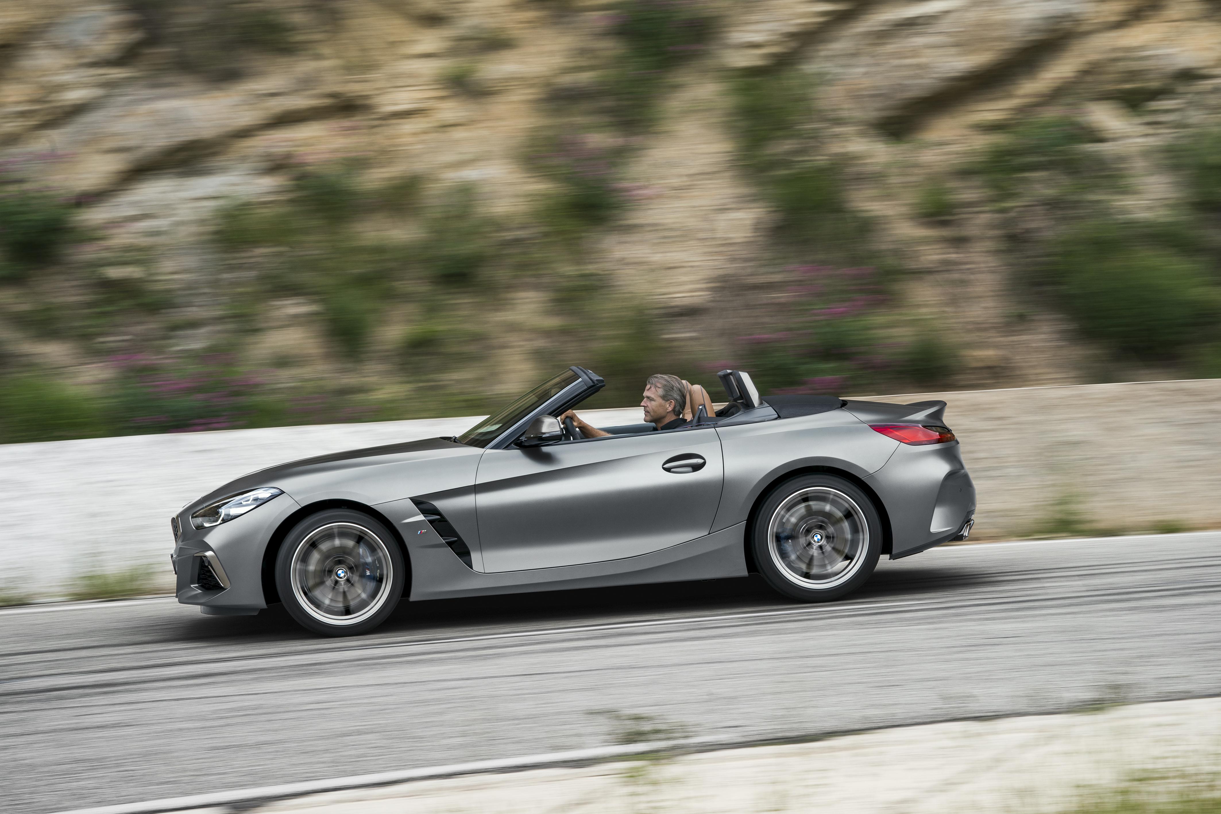 38 La nuova BMW Z4