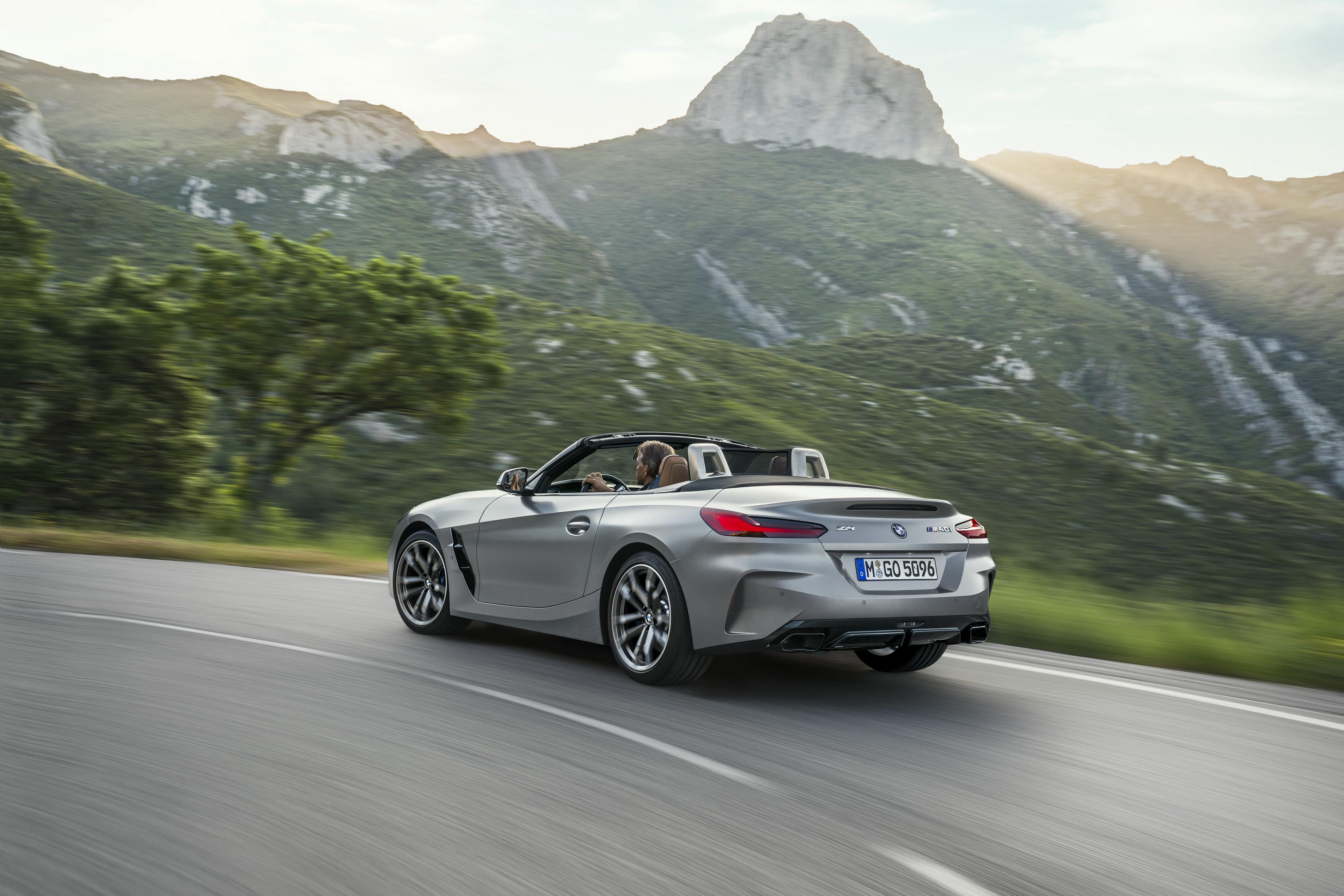 44 La nuova BMW Z4