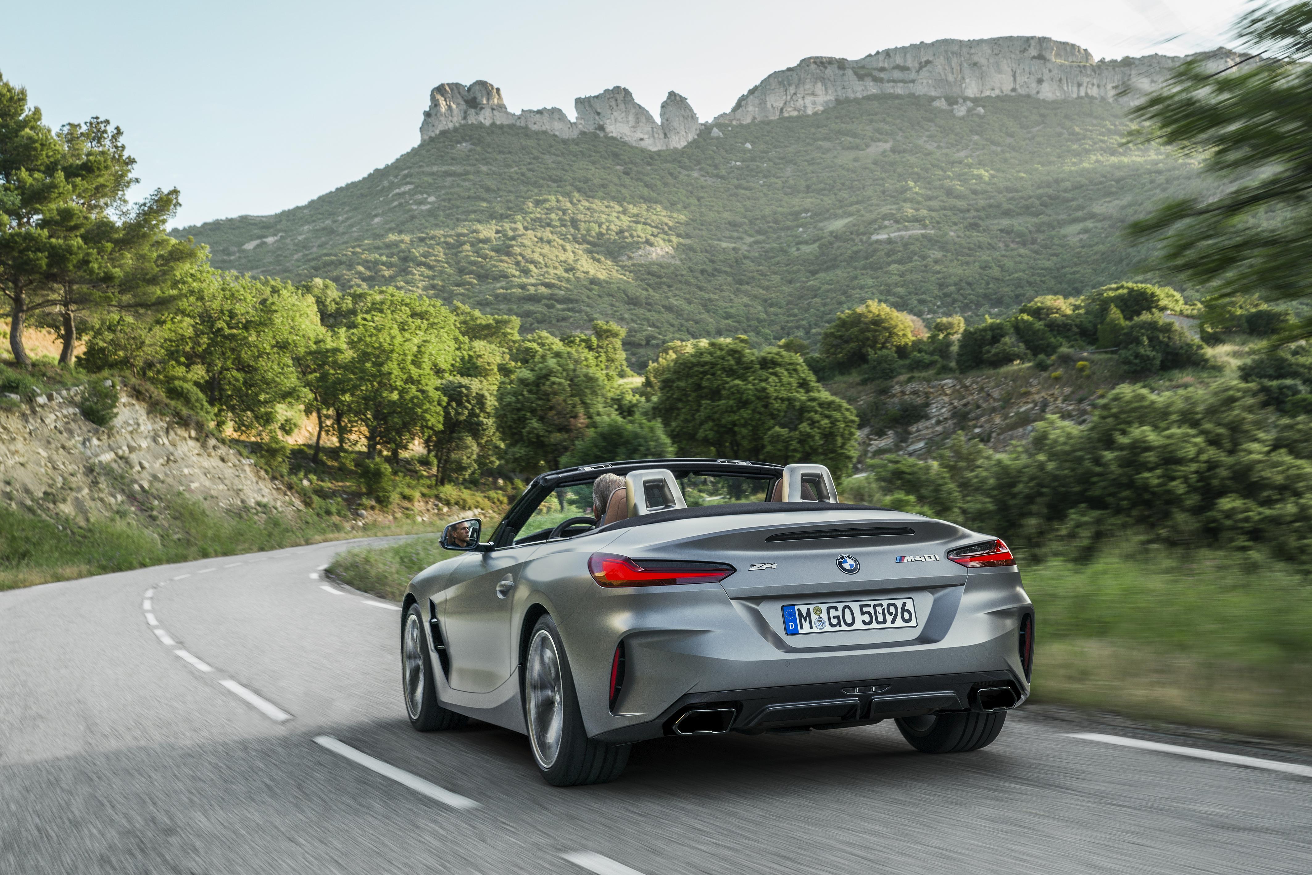 47 La nuova BMW Z4