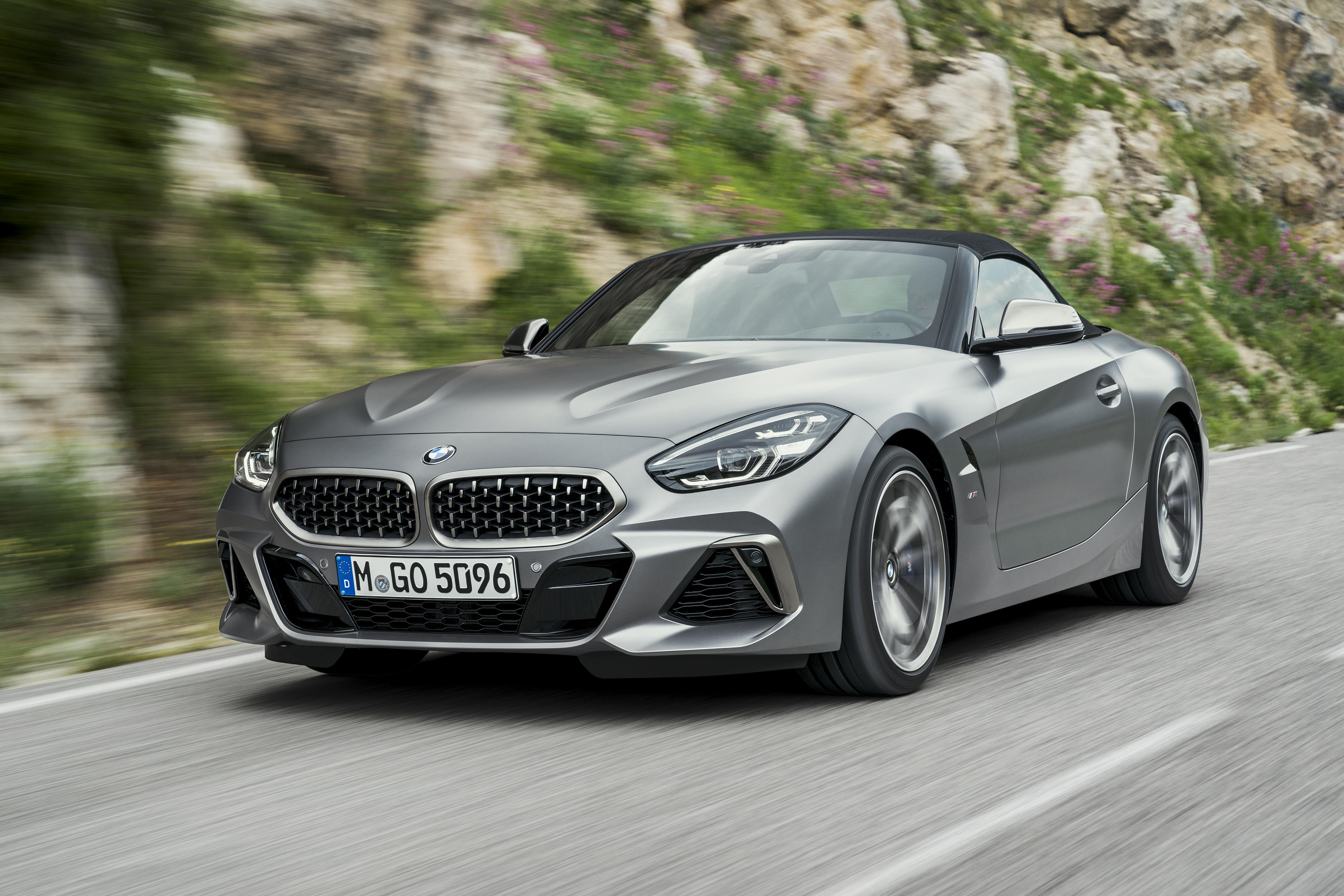 50 La nuova BMW Z4