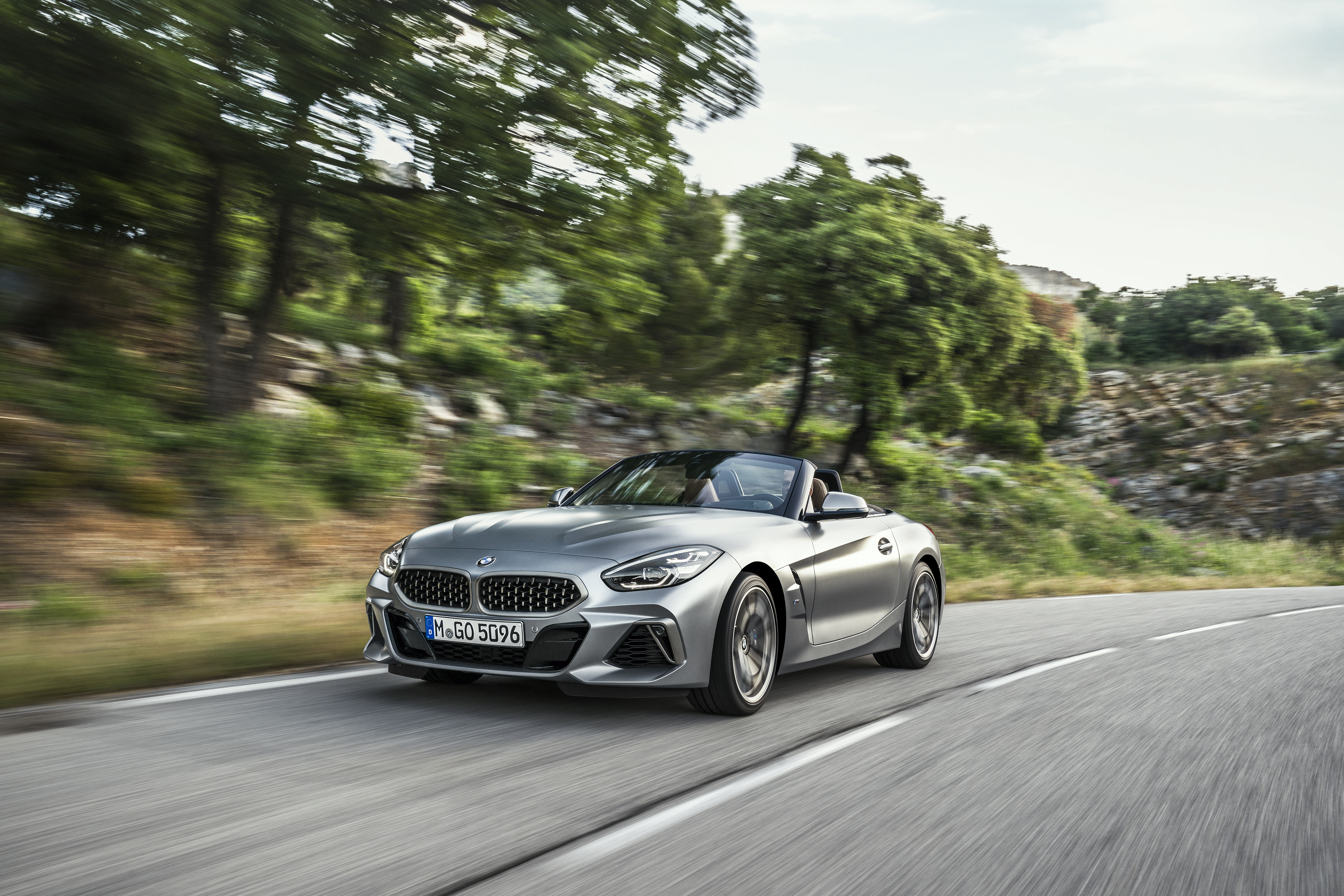 51 La nuova BMW Z4
