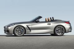 19 La nuova BMW Z4