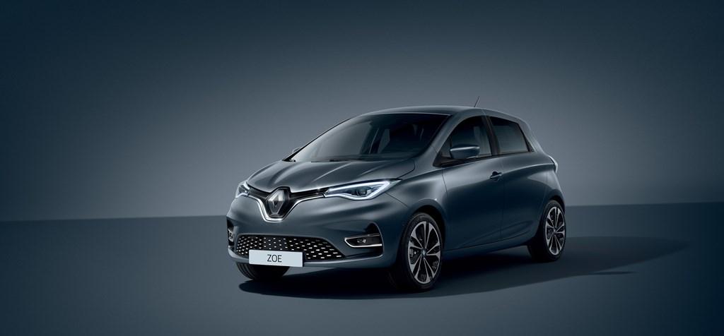2019 - Nouvelle Renault ZOE