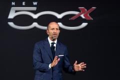 Presentazione stampa Nuova Fiat 500X