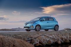 2019 - Nouvelle ZOE récompensée par le titre de « City Car de l'année »