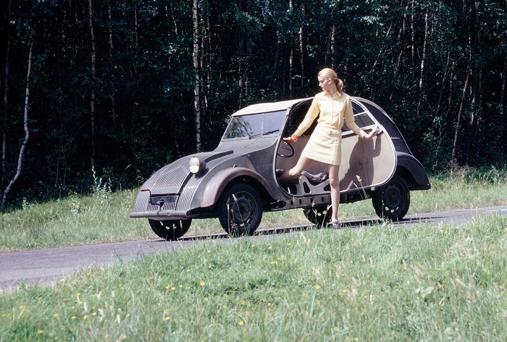 Uno dei prototipi TPV foto 2