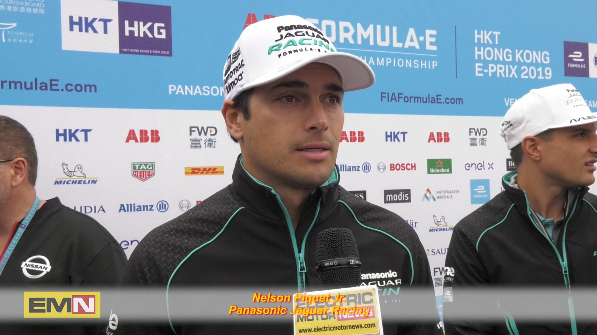 7 Nelson Piquet Jr