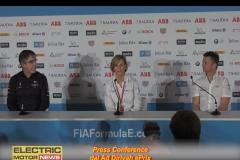 12 Press Conference Team Principal Formula E