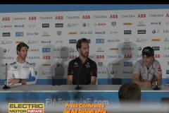 13 Press Conference Driver Formula E