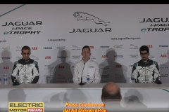 14 Press Conference Jaguar I-Pace eTrophy Prima
