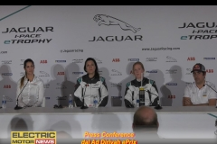 15 Press Conference Jaguar I-Pace eTrophy Seconda