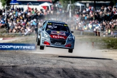 Il Team PEUGEOT Total a Höljes (9) (Grand)
