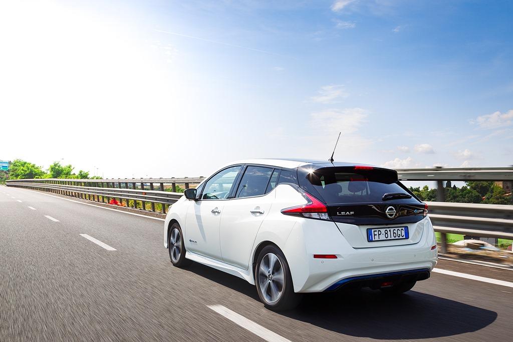 Nissan LEAF - Nissan Intelligent Mobility Thinking