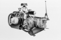 Motore 2CV 375cc