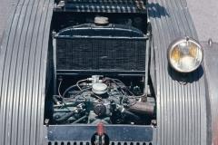 Prototipo TPV foto 3 (vano motore con versione raffreddata a liquido)