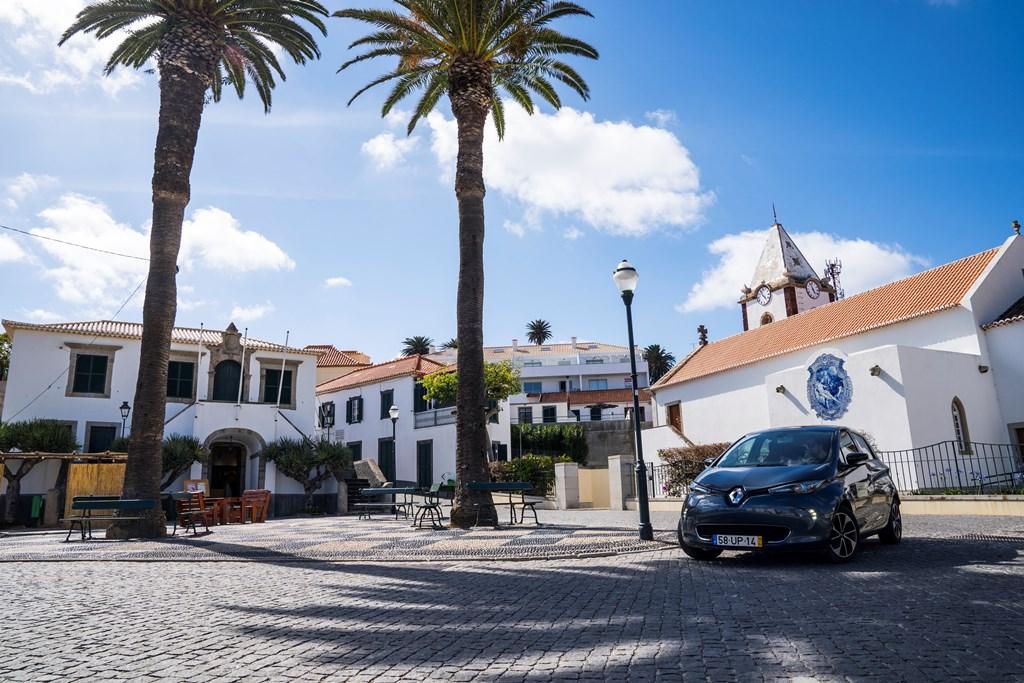 2019 - Banque image écosystème Porto Santo