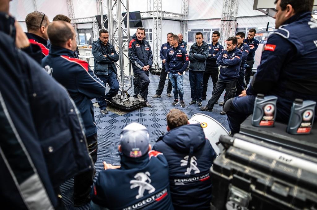 Team Peugeot Total gara Sud Africa 2018 (4)