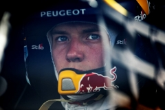 Timmy Hansen performs at FIA World Rallycross Championship in Circuit of the Americas, USA on 30th September 2018 // @World / Red Bull Content Pool // AP-1X2AE9QGN2111 // Usage for editorial use only // Please go to www.redbullcontentpool.com for further information. //