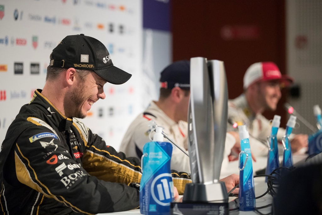 Andre Lotterer (DEU), DS TECHEETAH ,in the press conference