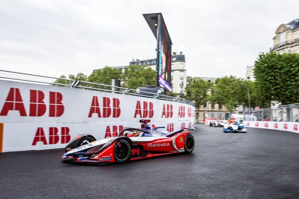 2019 Paris E-prix