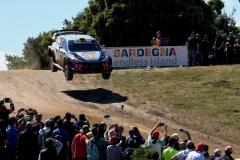 Andreas Mikkelsen, Anders Jaeger (Hyundai i20 WRC #4, Hyundai Shell Mobis WRT)