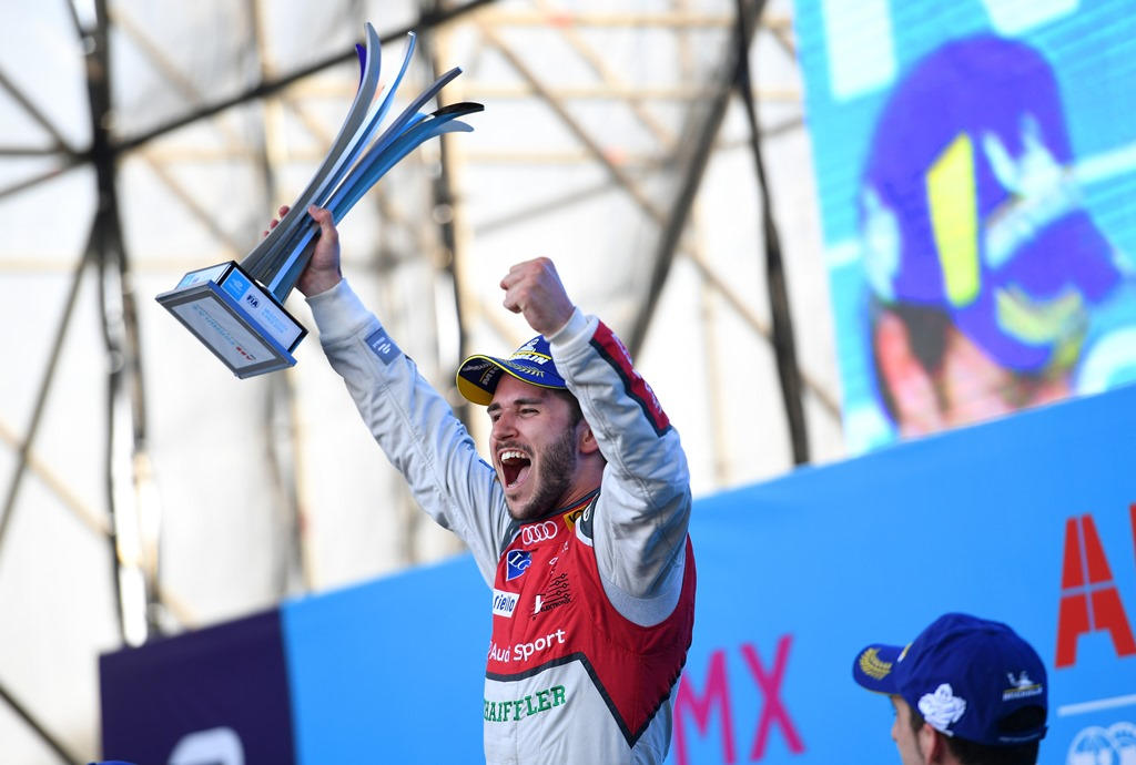 2017/2018 FIA Formula E Championship. Round 5 - Mexico City ePrix. Autodromo Hermanos Rodriguez, Mexico City, Mexico. Saturday 3 March 2018.  Photo: Sam Bagnall/LAT/Formula E ref: Digital Image SB1_8231