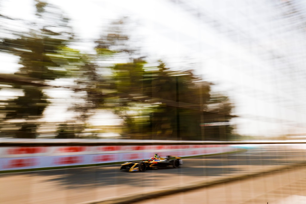 2017/2018 FIA Formula E Championship. Round 5 - Mexico City ePrix. Autodromo Hermanos Rodriguez, Mexico City, Mexico. Friday 02 March 2018. Jean-Eric Vergne (FRA), TECHEETAH, Renault Z.E. 17. Photo: Zak Mauger/LAT/Formula E ref: Digital Image _54I6884