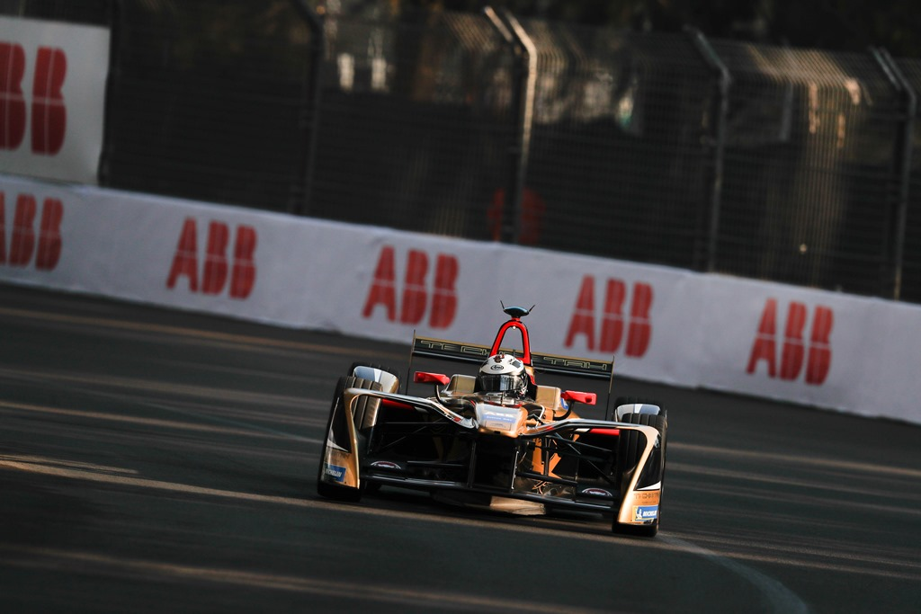 2017/2018 FIA Formula E Championship. Round 5 - Mexico City ePrix. Autodromo Hermanos Rodriguez, Mexico City, Mexico. Saturday 03 March 2018. Andre Lotterer (BEL), TECHEETAH, Renault Z.E. 17.  Photo: Alastair Staley/LAT/Formula E ref: Digital Image _MGL3765