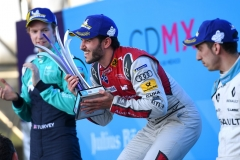 2017/2018 FIA Formula E Championship. Round 5 - Mexico City ePrix. Autodromo Hermanos Rodriguez, Mexico City, Mexico. Saturday 3 March 2018.  Photo: Sam Bagnall/LAT/Formula E ref: Digital Image SB1_8225