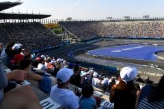 2017/2018 FIA Formula E Championship. Round 5 - Mexico City ePrix. Autodromo Hermanos Rodriguez, Mexico City, Mexico. Saturday 3 March 2018.  Photo: Sam Bagnall/LAT/Formula E ref: Digital Image DSC_5182