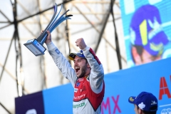 2017/2018 FIA Formula E Championship. Round 5 - Mexico City ePrix. Autodromo Hermanos Rodriguez, Mexico City, Mexico. Saturday 3 March 2018.  Photo: Sam Bagnall/LAT/Formula E ref: Digital Image SB1_8231