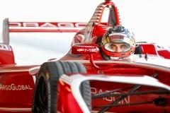 2017/2018 FIA Formula E Championship. Round 5 - Mexico City ePrix. Autodromo Hermanos Rodriguez, Mexico City, Mexico. Saturday 03 March 2018. Jérôme d'Ambrosio (BEL), Dragon Racing, Penske EV-2.  Photo: Sam Bloxham/LAT/Formula E ref: Digital Image _W6I2056
