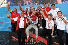 2017/2018 FIA Formula E Championship. Round 5 - Mexico City ePrix. Autodromo Hermanos Rodriguez, Mexico City, Mexico. Saturday 3 March 2018.  Photo: Sam Bagnall/LAT/Formula E ref: Digital Image DSC_5304
