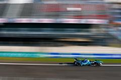 2017/2018 FIA Formula E Championship. Round 5 - Mexico City ePrix. Autodromo Hermanos Rodriguez, Mexico City, Mexico. Saturday 03 March 2018. Luca Filippi (ITA), NIO Formula E Team, NextEV NIO Sport 003.  Photo: Sam Bloxham/LAT/Formula E ref: Digital Image _W6I1923