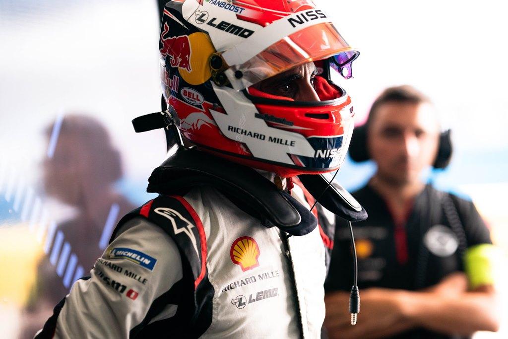 Nissan Formula E - NYC E-Prix - Sunday qualifying