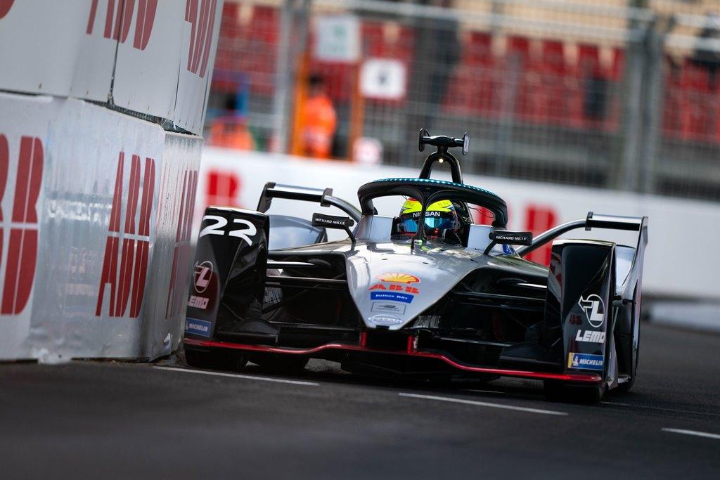 Nissan Formula E - Paris E-Prix Practice & Qualifying