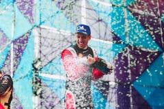 Nissan Formula E Driver Sebastien Buemi scores podium in Mexico