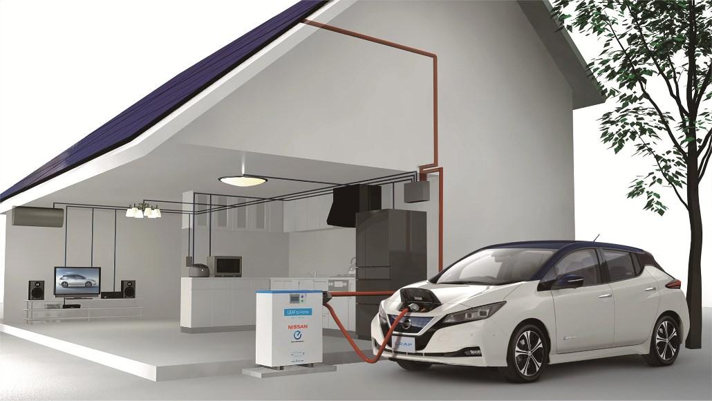 Nissan al convegno sull'economia circolare promosso da Enel e Intesa Sanpaolo: mobilità elettrica, sicura e integrata, per un futuro sostenibile