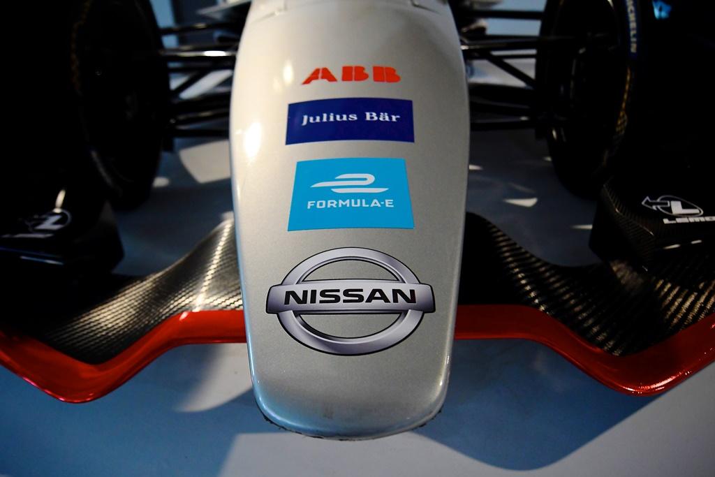 Nissan kicks off countdown to Formula E debut