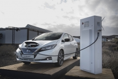 Nissan showcases Electric Ecosystem designed to deliver the future of driving today